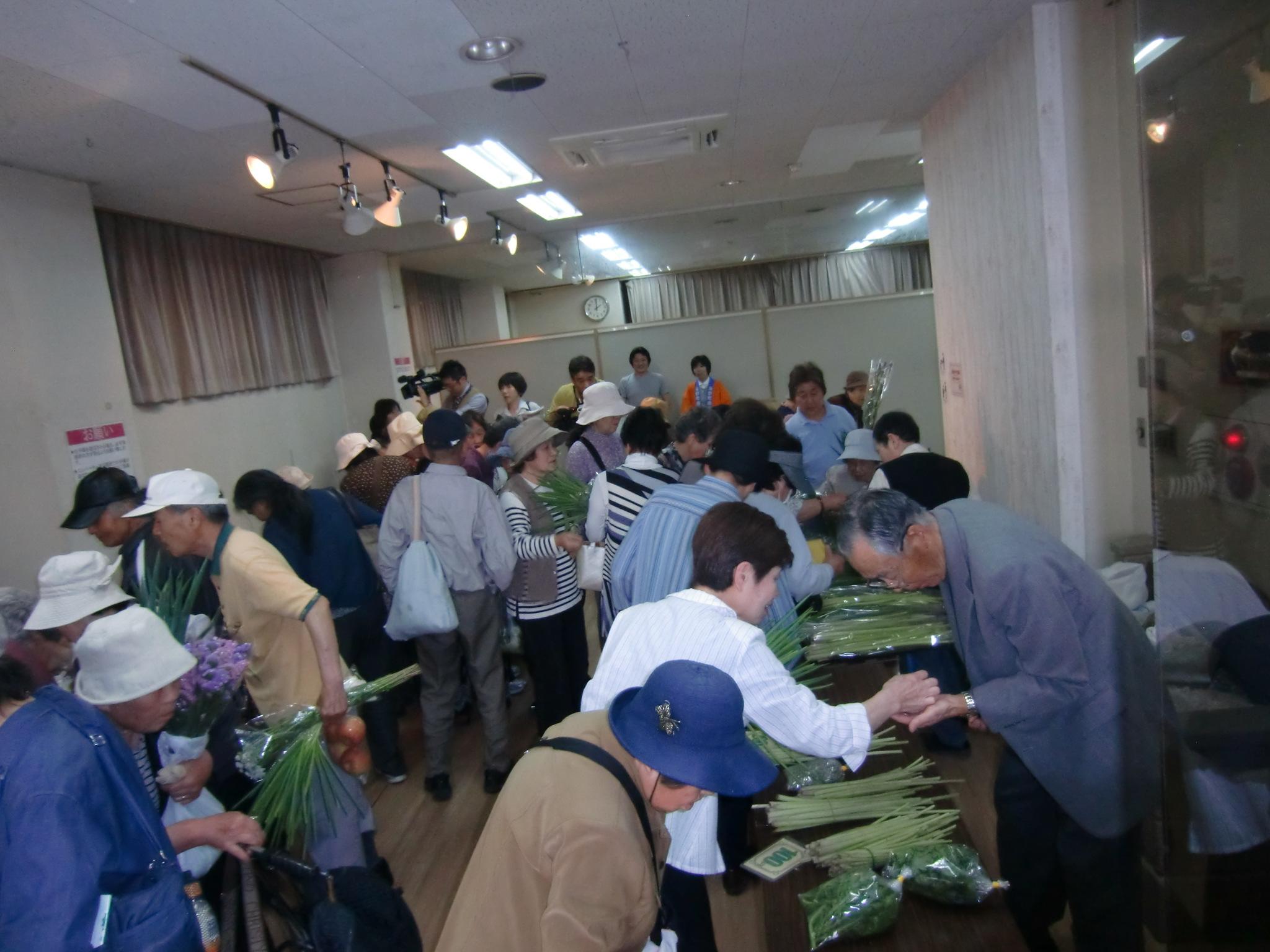 海野町ほきぼき野菜市の会