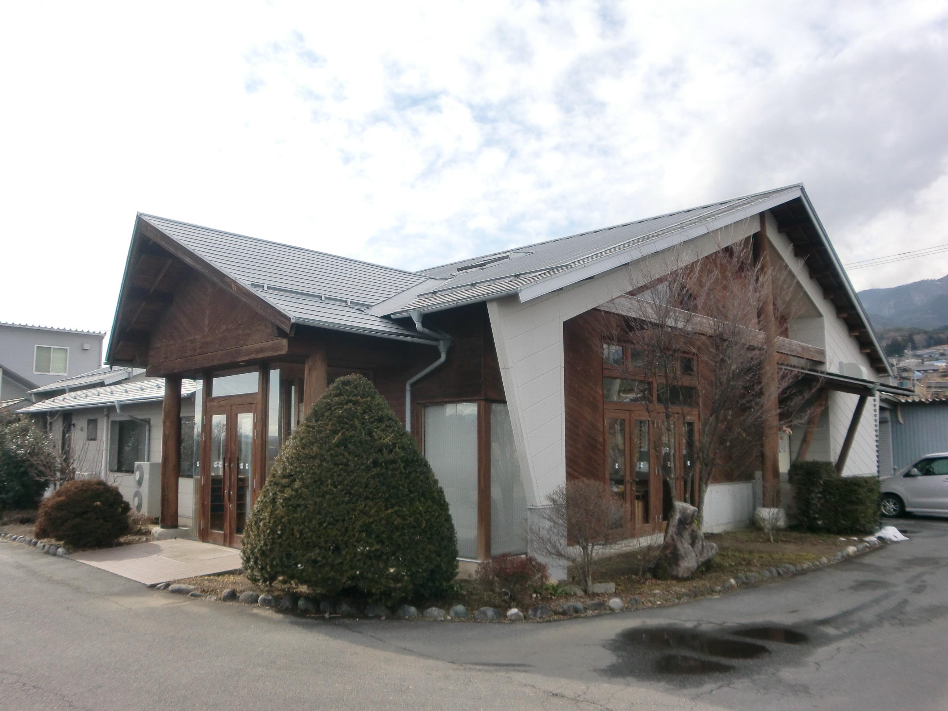 信州市田酪農直売所