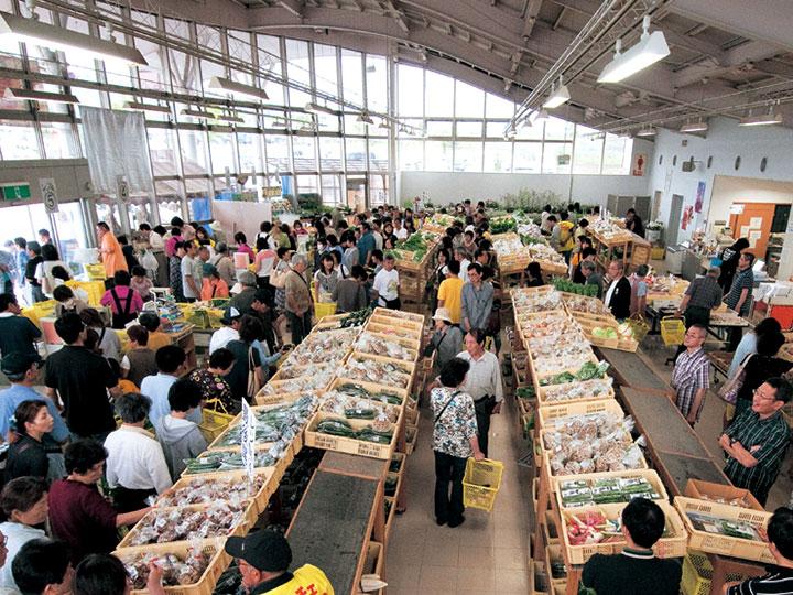 農産物直売所 イメージ写真