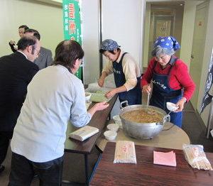 平成23年感謝祭「北アルプス山麓ブランドの日」開催