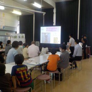 辰野町立川島小学校に行ってきました♪(旬ちゃん学校訪問)